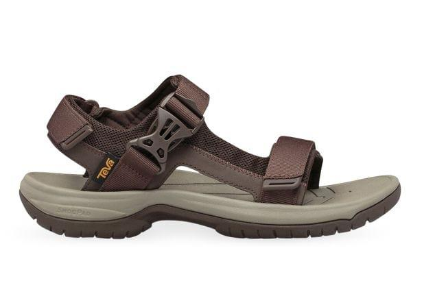 The Teva Tanway is a travel ready sandal, built to withstand the harshness of the outdoors. With...