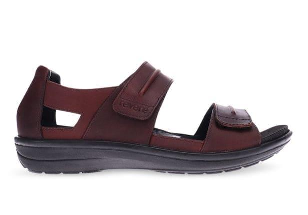 The Revere Cairns Sandal is designed to keep you aligned, and supported all day long. With a quality...