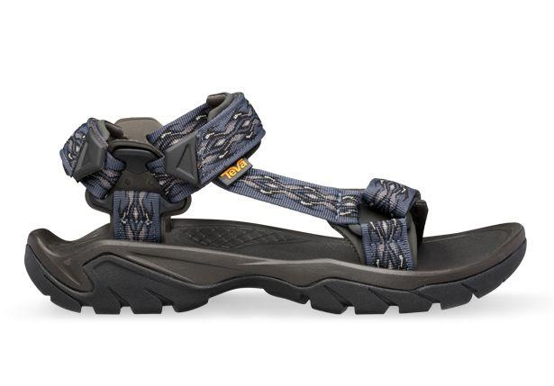 The Teva Terra FI 5 Universal is a robust hiking sandal, designed to take you on any journey, no matter...