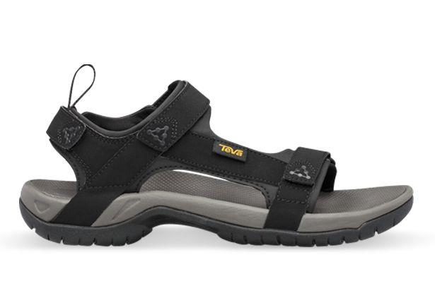 The Teva Meacham is a modern outdoor sandal, with a streamlined silhouette suited for any adventure.