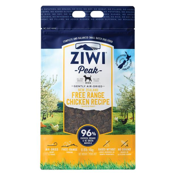 Ziwi Peak Air Dried Chicken Dog Food 2.5kg Pet: Dog Category: Dog Supplies  Size: 2.5kg  Rich...
