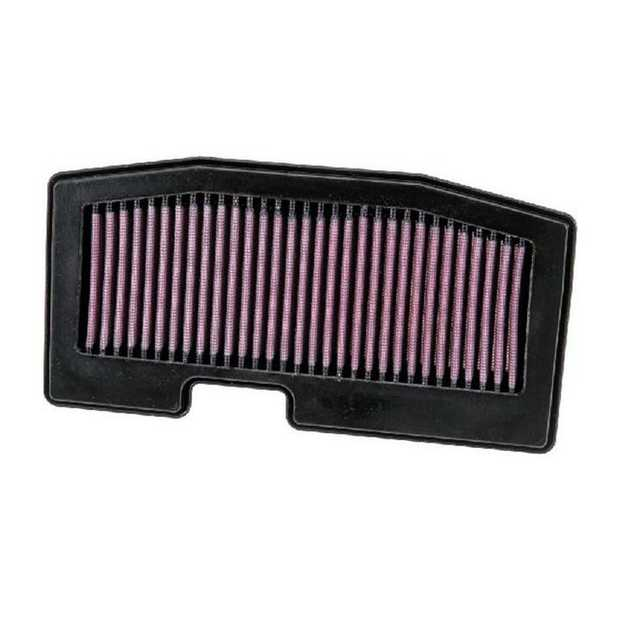 K&N;'s high-flow air filters are available as a replacement for your stock motorcycle air filter...