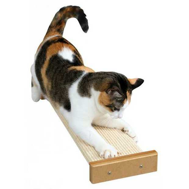 Smartcat Combination Scratcher Each Pet: Cat Category: Cat Supplies  Size: 2.5kg Colour: Brown  Rich...