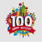 100th Birthday  Happy Birthday Dad, Poppa, Hector Well done and lots of love from Diane, John...
