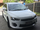 2017 MITSUBISHI LANCER EXCELLENT CONDITION