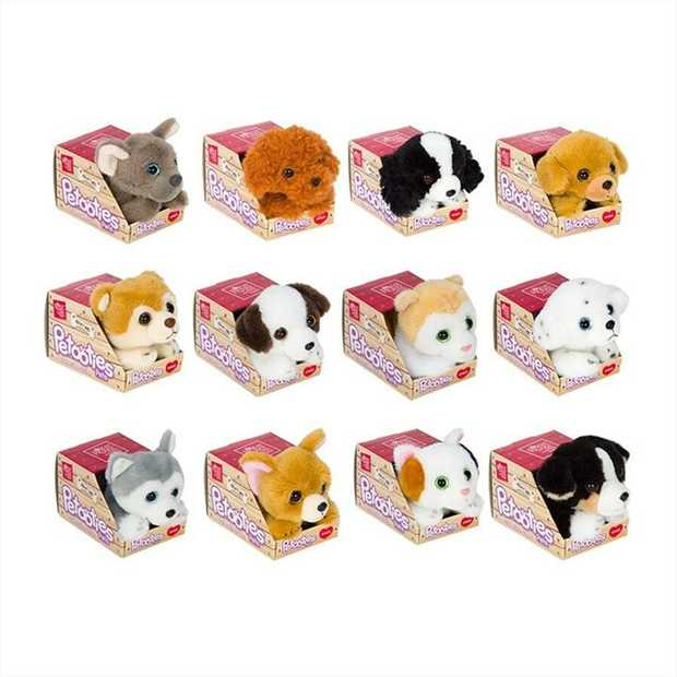 Adorable Petooties Pets are ultra-soft and realistic-looking mini-sized stuffed animals that fit right...