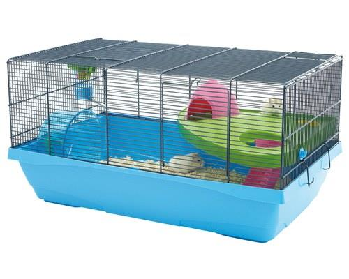SAVIC MICKEY SMALL ANIMAL CAGE LARGELiving comfort and plenty of fun for your mouse or other small...