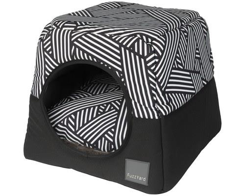 FUZZYARD CAT CUBBY - NORTHCOTEFor the stylish and fashionable kitty, our Mid Town Cat Cubby will be...