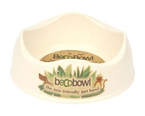 BECO PETS NATURAL DOG BOWL MEDIUMThe award-winning Beco Bowl is made from bamboo and rice husk. They...