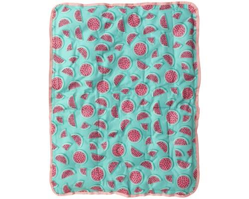 FUZZYARD COOLING MAT SUMMER PUNCH EXTRA LARGEKeep your hot dog cool as a cucumber with this watermelon...