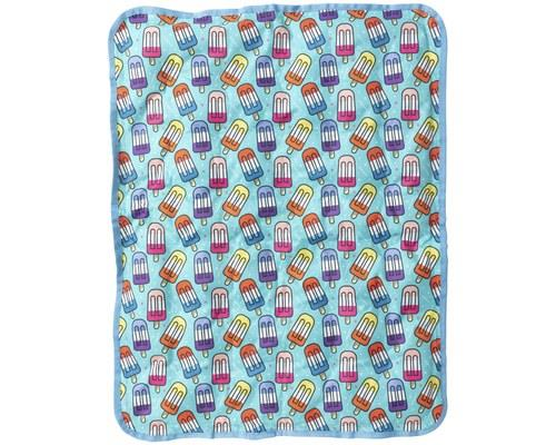 FUZZYARD COOLING MAT POPPIN' POPSICLES EXTRA LARGEKeep your dog cool as a cucumber with this 'Poppin...