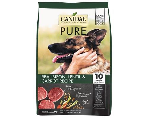 Canidae Pure Land Grain Free Dog Food, 1.81kgDogs with allergies and sensitive stomachs are difficult...