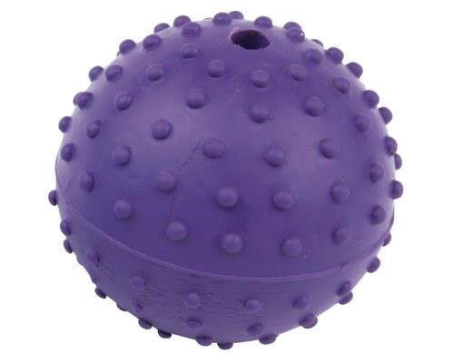 KAZOO RUBBER STUDDED BALL | SMALL (5cm)   Incredibly durable thanks to the high density natural rubber...