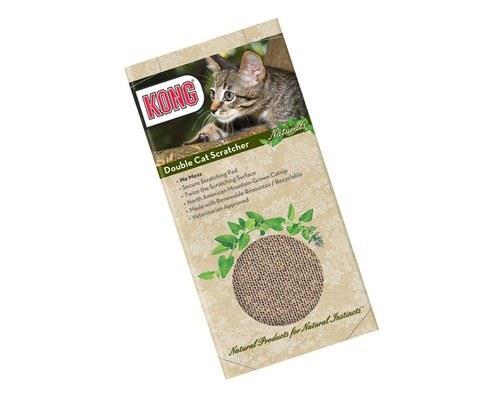 KONG NATURALS SCRATCHER DOUBLEKONG Naturals Cat Scratchers satisfy your cat's natural...