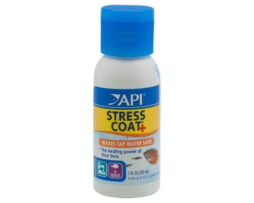 API STRESS COAT 30ML*  STRESS COAT, with the healing power of Aloe Vera, is scientifically proven to...