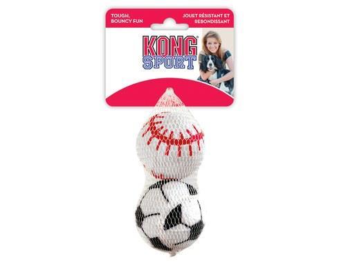 KONG SPORT BALL LARGE 2 PACKKONG Sport Balls are better than a tennis ball. Made with...