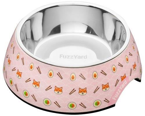 FUZZYARD SUSHIBA DOG BOWL SMALLKawaii des ne?The FuzzYard Sushiba Dog Bowl is the accessory your...