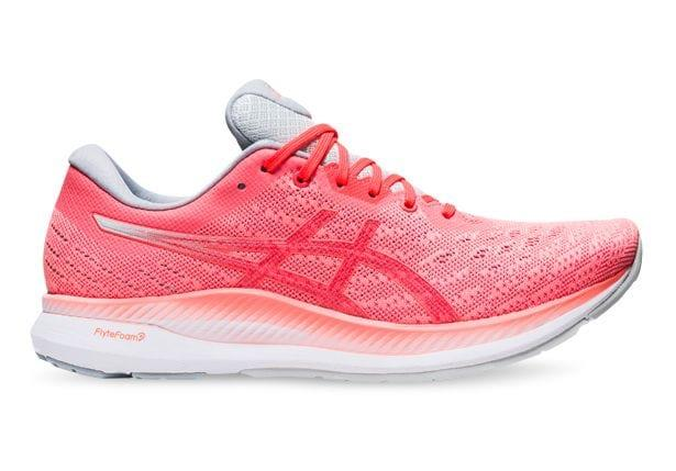 Luxurious comfort kilometre after kilometre,  the all new Evoride from ASICS is a lightweight...