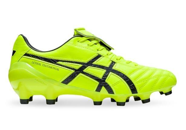 The Lethal Testimonial 4 IT is a high-performance football boot containing many years of biomechanical...