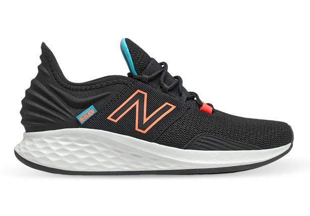 The Fresh Foam Roav shoe offers a modern silhouette and an unbeatable ride that is combines extreme...