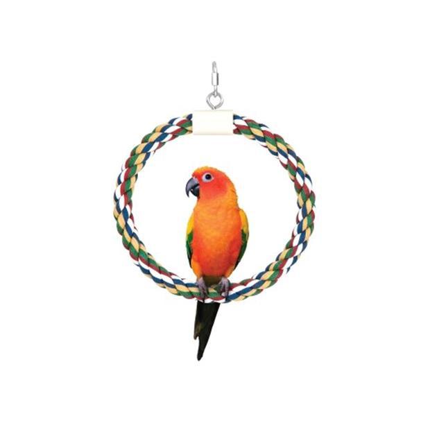 Jw Insight Swing N Perch Ring Medium Pet: Bird Category: Bird Supplies  Size: 1kg  Rich Description:...