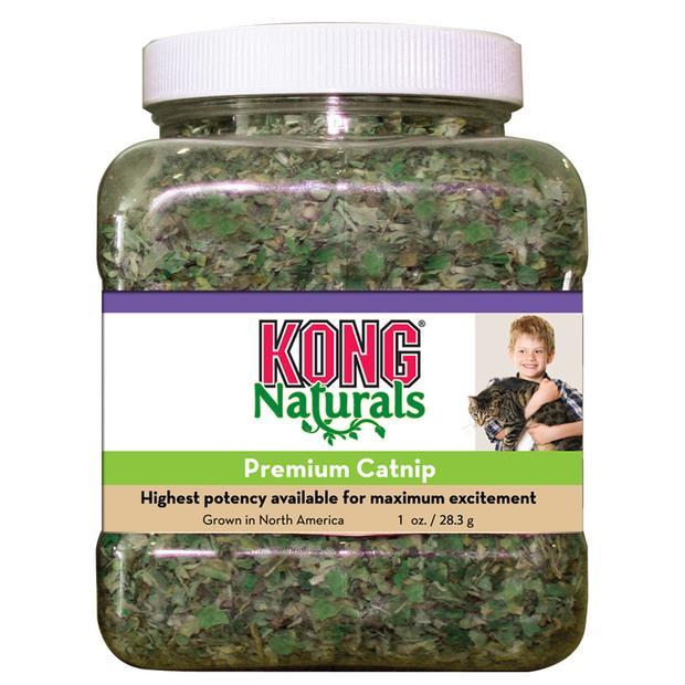 Kong Cat Naturals Catnip 28g Pet: Cat Category: Cat Supplies  Size: 0.5kg  Rich Description: The KONG...