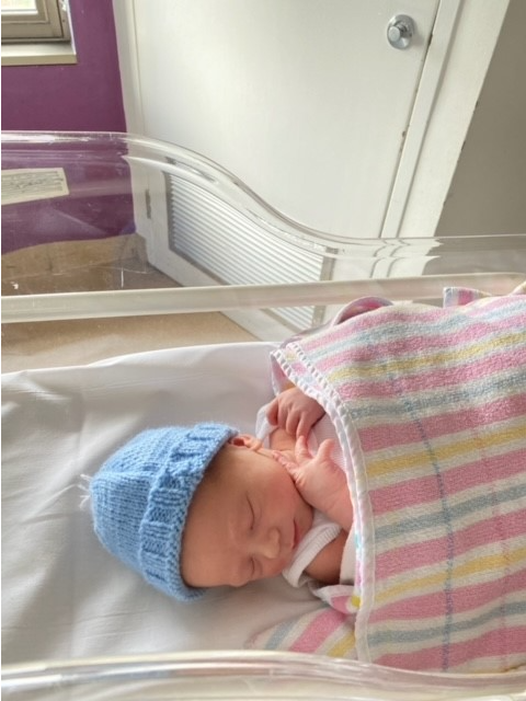 Congratulations to Tim, Letty and big sister Taylor on the safe arrival of...Fletcher Christopher Drew...