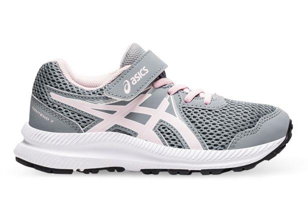 The Asics Gel Contend 7 utilises cushioned materials to deliver active kids with excellent comfort.