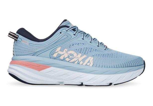 The Hoka Bondi 7 delivers a game-changing smooth, balanced ride that carries you over any distance.