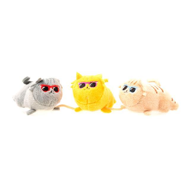 Fuzzyard Cat Toy Cool Each Pet: Cat Category: Cat Supplies  Size: 0.1kg Colour: Multi  Rich...