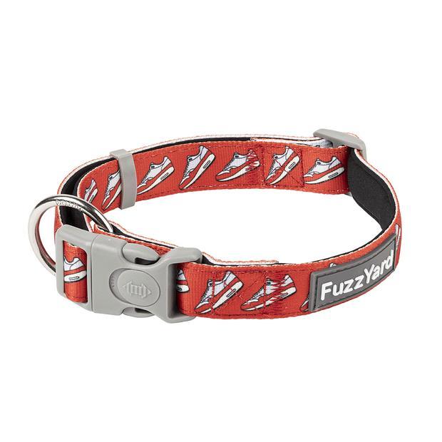 Fuzzyard Dog Collar Fresh Kicks Small Pet: Dog Category: Dog Supplies  Size: 0kg Colour: Multi...