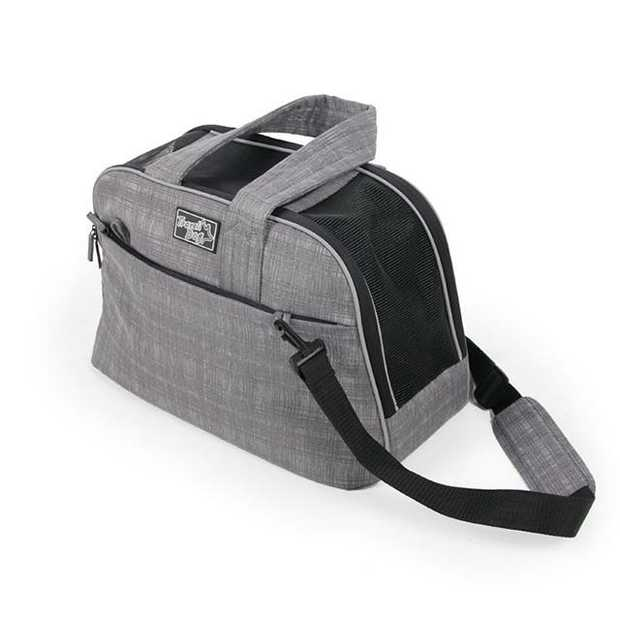Afp Travel Dog Pet Carry Bag Each Pet: Dog Category: Dog Supplies  Size: 10.8kg Colour: Grey  Rich...