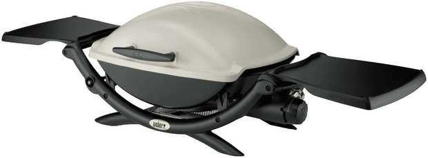 This Weber Q Q2000 Titanium LPG Barbecue 53060024 is large enough to feed up to ten people in your...