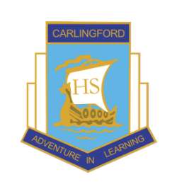 CARLINGFORD HIGH SCHOOL   Canteen Licence  