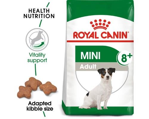 Royal Canin Mini Mature +8 Dog Food, 2kgThis formula is designed for mature small breed dogs (up to...