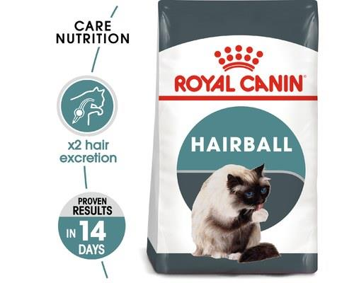 Royal Canin Intense Hairball Care Adult Cat Food, 4kgRoyal Canin Intense Hairball Care cat food is...