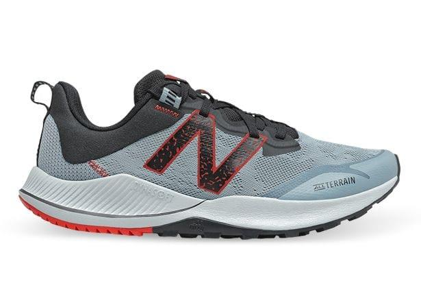 The New Balance Nitrel V4 is designed for all day wear. The Dynasoft cushioned midsole, and reinforced...