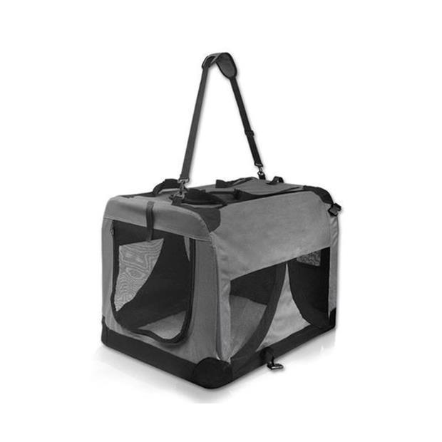 Pawise Portable Carrier Small Pet: Dog Category: Dog Supplies  Size: 14kg  Rich Description: Smart pet...