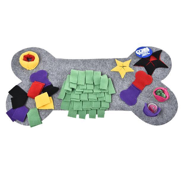 Paws For Life Snuffle Puzzle Mat Each Pet: Dog Category: Dog Supplies  Size: 0.1kg  Rich Description:...
