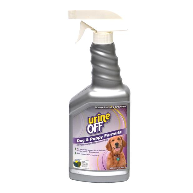 Urine Off Dog And Puppy Formula Spray 500ml Pet: Dog Category: Dog Supplies  Size: 0.5kg  Rich...