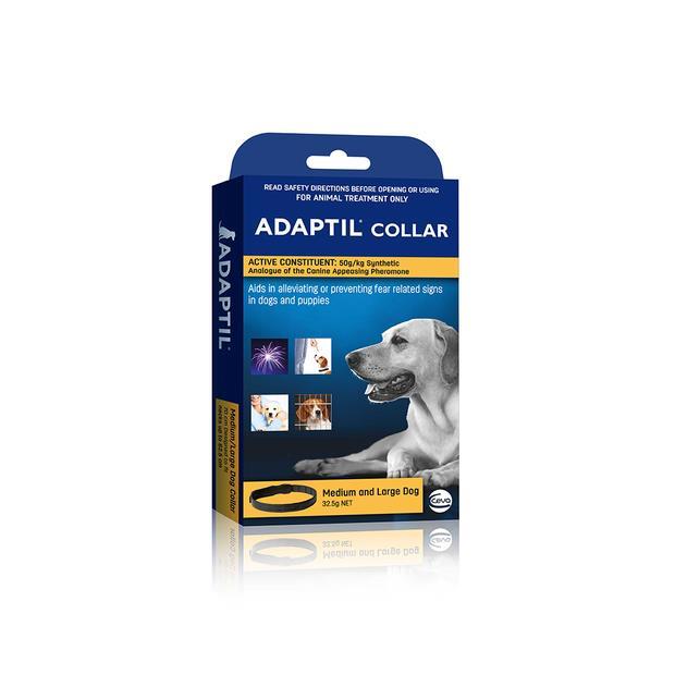 Adaptil Calm Collar 3 X 45cm Pet: Dog Category: Dog Supplies  Size: 0.1kg  Rich Description: The...