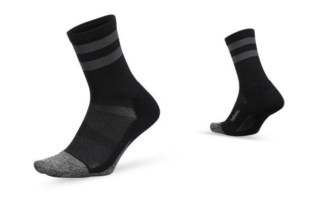 The Feetures Elite Light are designed for targeted compression, and superior comfort.