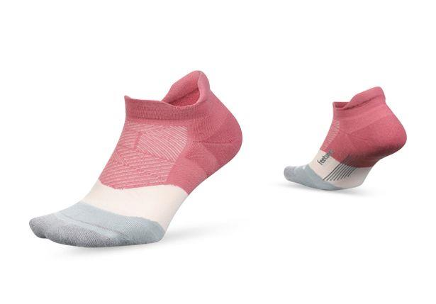Receive unparalleled support and comfort in the Feetures Elite Light Cushion No-Show Tab. Using...