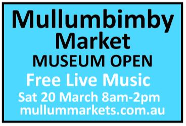 MULLUMBIMBY 17 Myokum Street Free live music. Good food and coffee, designer clothes and artisan...