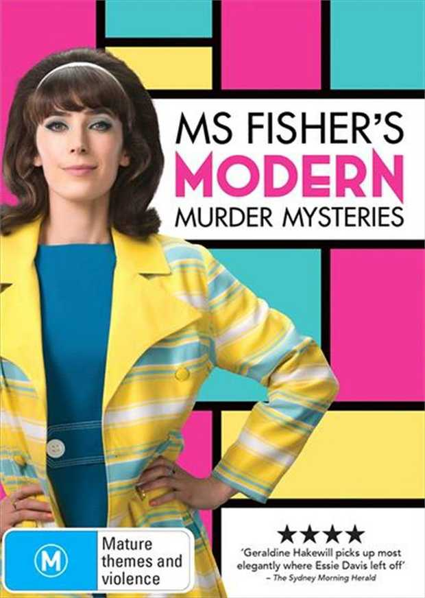 Ms Fishers Modern Murder Mysteries DVD         The spin-off series of...