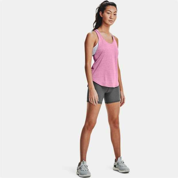 Soft UA Tech™ fabric with all-over jacquard for ultimate breathability Material wicks sweat & dries...