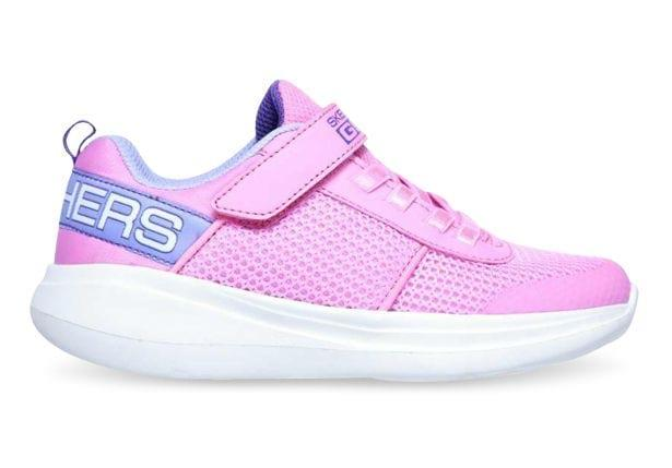 Skechers GOrun Fast - Valor is am incredibly responsive kids trainer, tailored for a variety of...