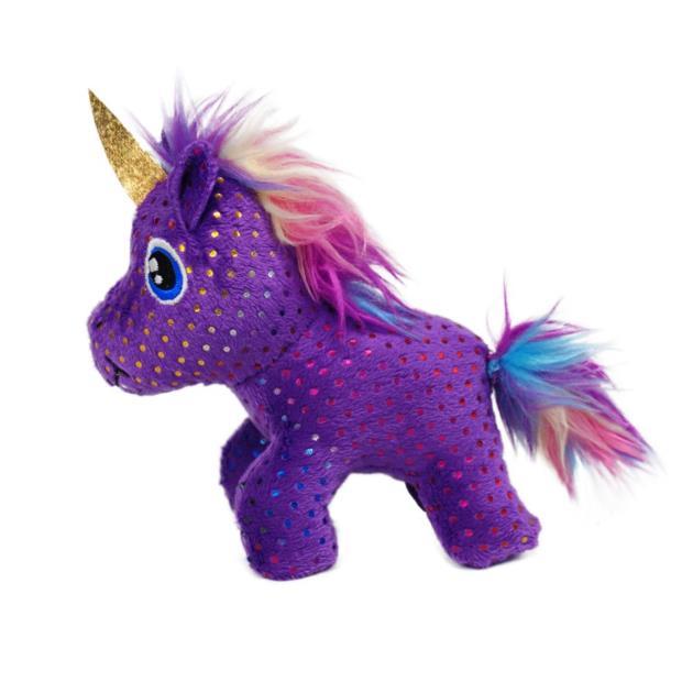 Kong Enchanted Buzzy Unicorn Cat Toy Each Pet: Cat Category: Cat Supplies  Size: 0kg Colour: Purple...