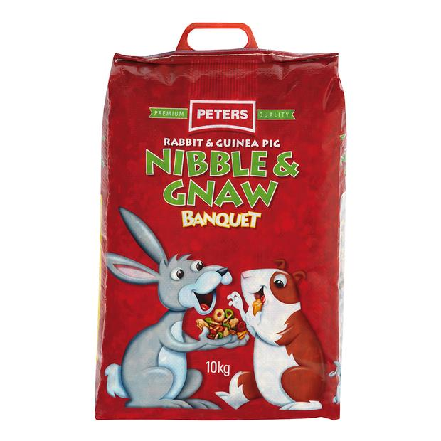 Peters Nibble And Gnaw 4kg Pet: Small Pet Category: Small Animal Supplies  Size: 4kg  Rich Description:...