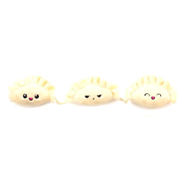 Fuzzyard Cat Toy Dumplings Each Pet: Cat Category: Cat Supplies  Size: 0.1kg Colour: Multi  Rich...